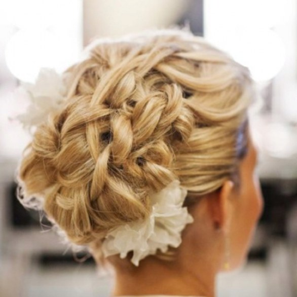 Party Stunning Hair Styles For Girls