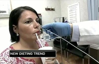 Empat Cara Diet Paling Menyeramkan di Dunia