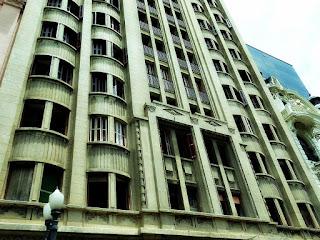 Detalhe do Antigo Cinema Imperial, Porto Alegre