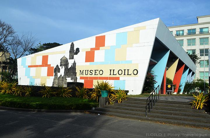 Museo Iloilo's facade