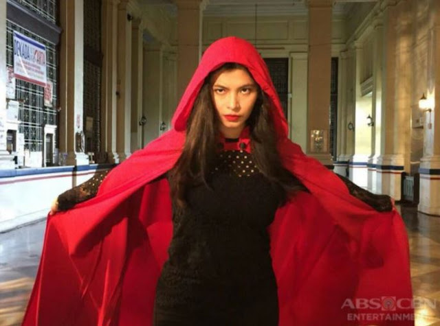 Angel Locsin Thanked and Congratulated Maricar Reyes-Poon for her Impressive Acting as Samantha Imperial in La Luna Sangre!