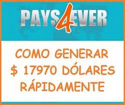Pays4ever, Genera Dinero Rapidamente