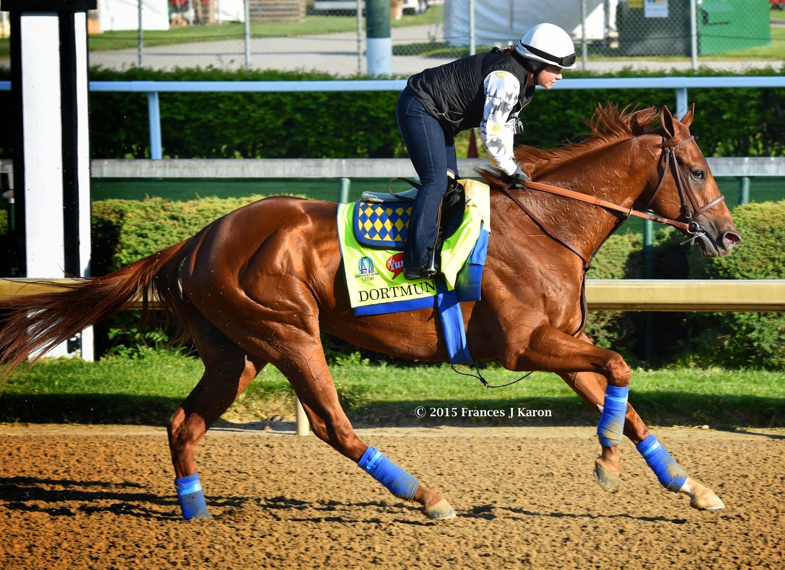 Running Rough Shod: Kentucky Derby 2015