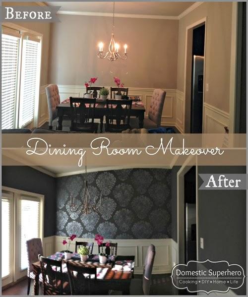 Dinning Room Makeover