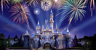 New Year in Walt Disney World Miami