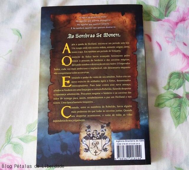 """Resenha: livro """"O Segredo da Caveira de Cristal - Livro II"""", Mallerey Cálgara"""