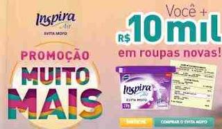 Cadastrar Promoção Limppano 2018 Inspira Air Evita Mofo Muito Mais Dez Mil Reais Roupas Novas