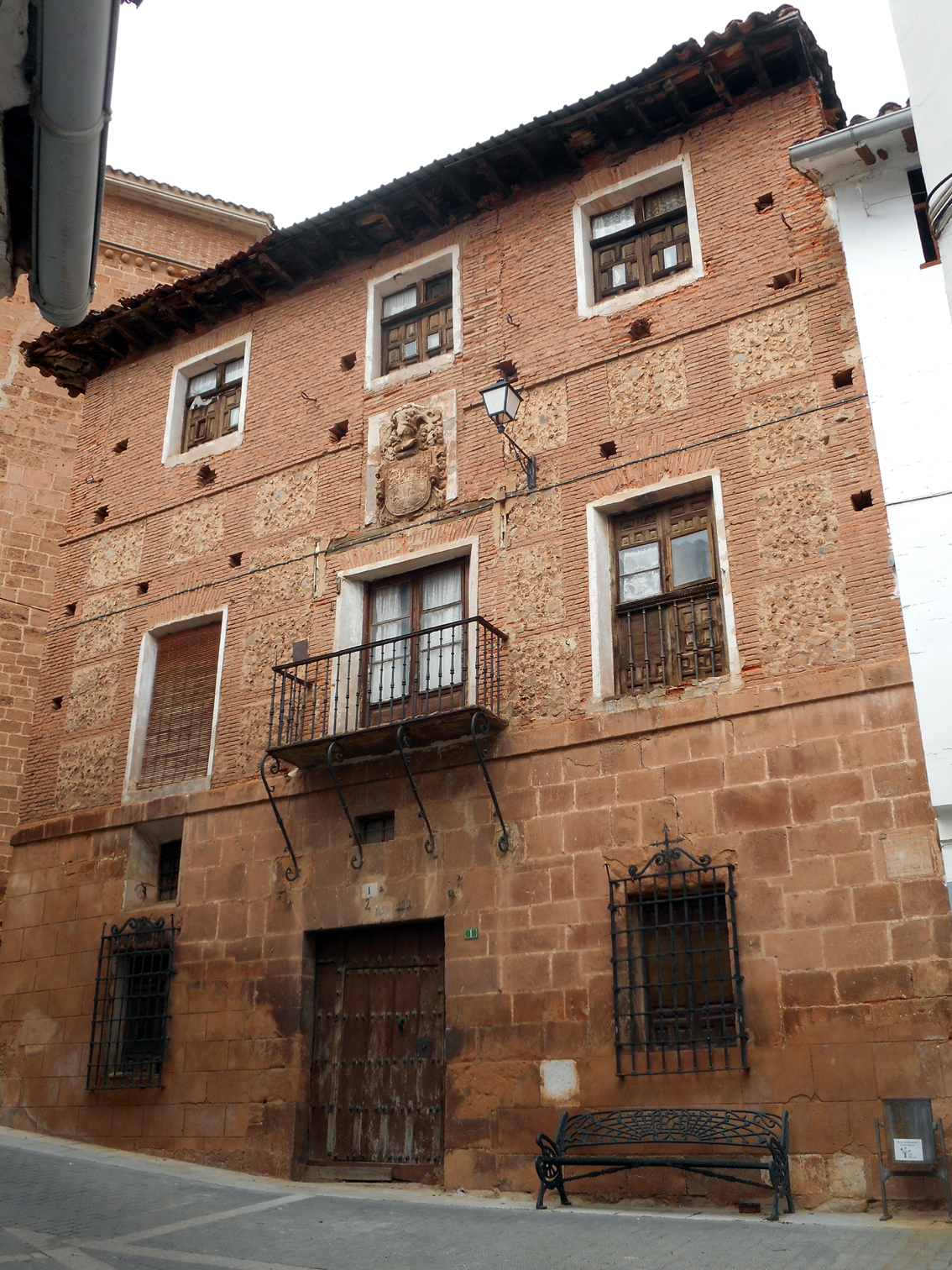 Casas solariegas en la rioja 478 herce i calle - Casas prefabricadas la rioja ...