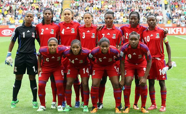 Age fraud sees Equatorial Guinea disqualified from three Women's AFCON