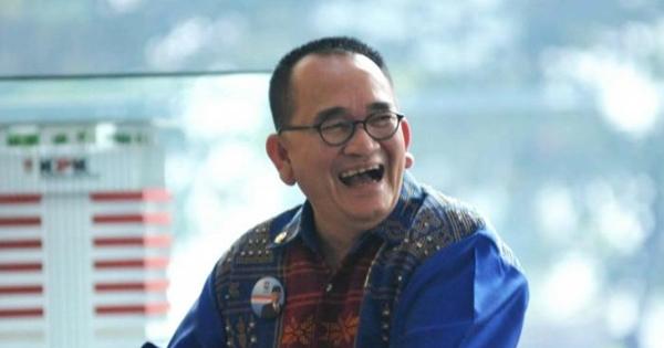 Ruhut Sitompul Tak Setuju AHY sebagai Cawapres Jokowi, Ini Alasannya