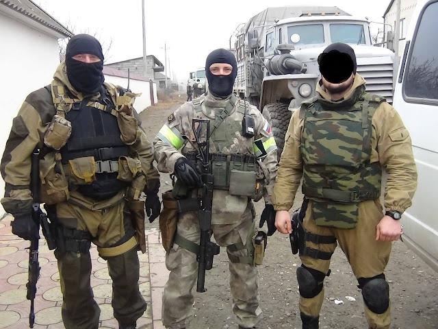 Οι Ρώσοι σκότωσαν τον εμίρη του ISIS στον Βόρειο Καύκασο