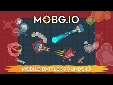 Mobg.io Survive Battle Royale v1.7.2 Skin Hileli