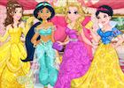 Disney Princess Graduation Ball