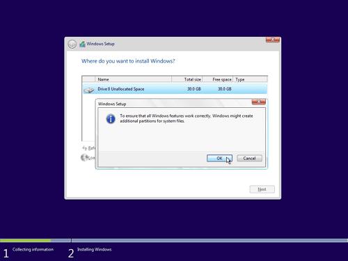 13 - Cara Install Windows 10