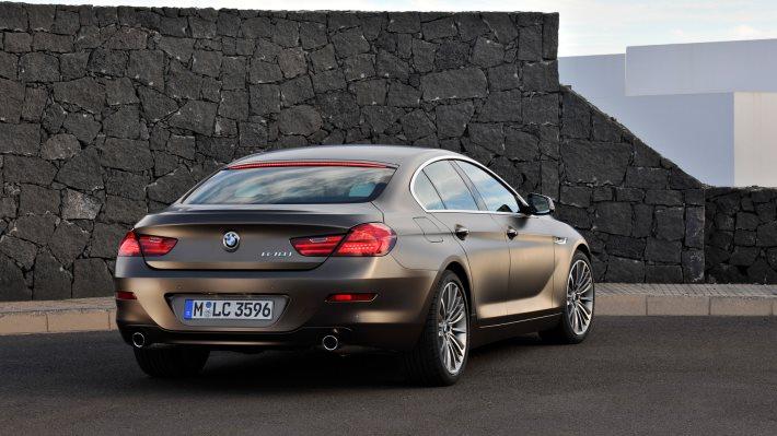 Wallpaper 3: BMW 6 Series Gran Coupe