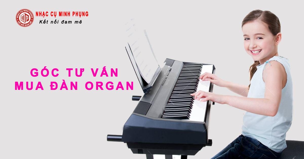 Kinh nghiệm mua đàn organ cho bé mới học giá rẻ dưới 4 triệu