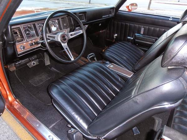Buick Gs Interior