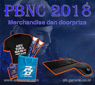 Final PBNC 2018
