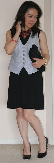 Vicky S Daily Fashion Blog How To Style Response Vest