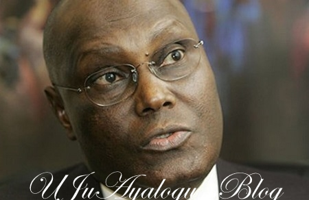 2019: 10 REASONS Why Nigerian Elites Don't Want Me To Be President - Atiku Flares Up As He Fight Dirty With CACOL