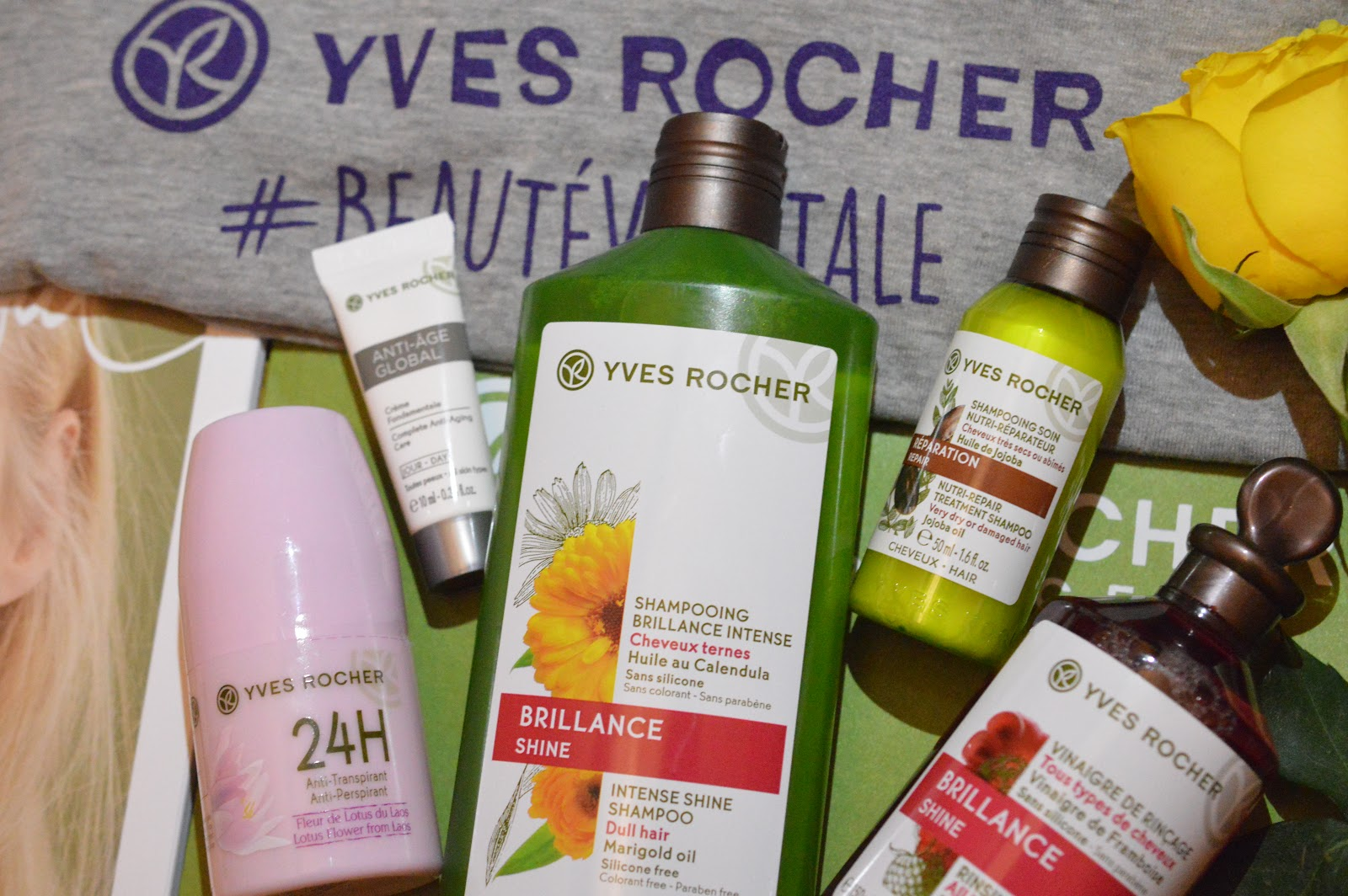 Best Yves Rocher products