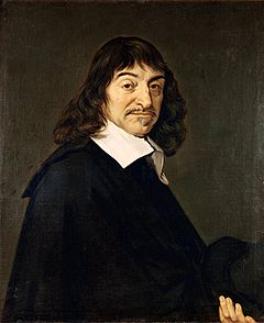 argumen ontologis bagi keberadaan Tuhan Biografi René Descartes - Bapak Filsafat Modern