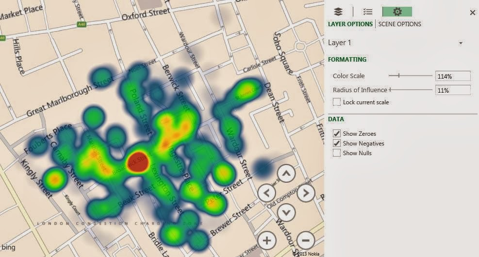 Tableau Heat Map | compressportnederland
