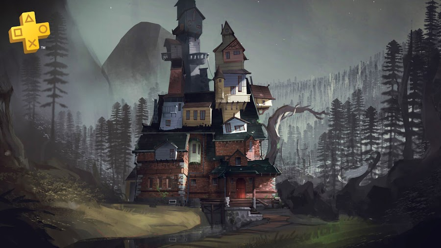 what remains of edith finch game ps4 plus giant sparrow