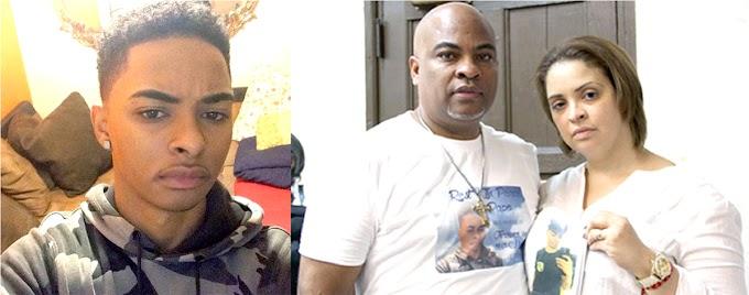 Padres de estudiante dominicano asesinado en El Bronx siguen reclamando justicia