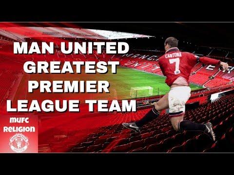 Manchester United's Greatest Premier League Team