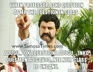 Funny Memes For College : These memes on college life blows you out of laugh telugu