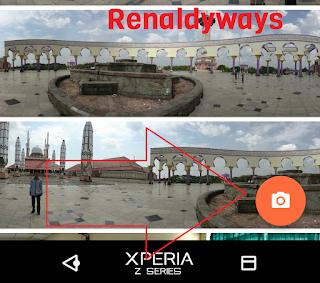 Cara Membuat Foto 360 Derajat Menggunakan Smartphone