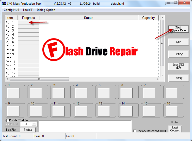 how to clone smi firmware of a usb flash drive