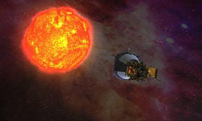 Το Solar Parker της NASA πλησίασε τον Ήλιο περισσότερο από κάθε άλλο ανθρώπινο κατασκεύασμα