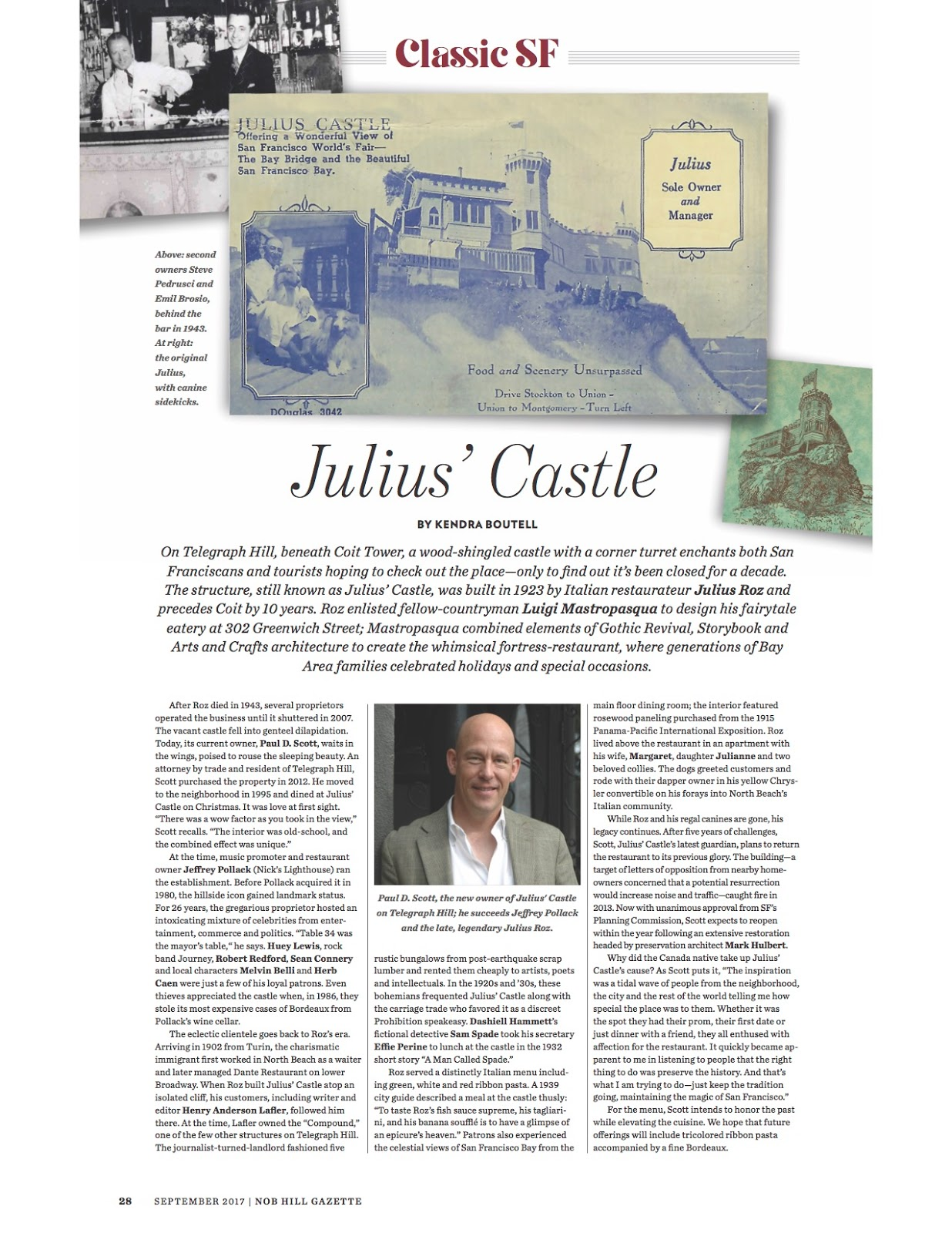 2017 Sf Decorator Showcase Porcelains And Peacocks Julius Castle Nob Hill Gazette