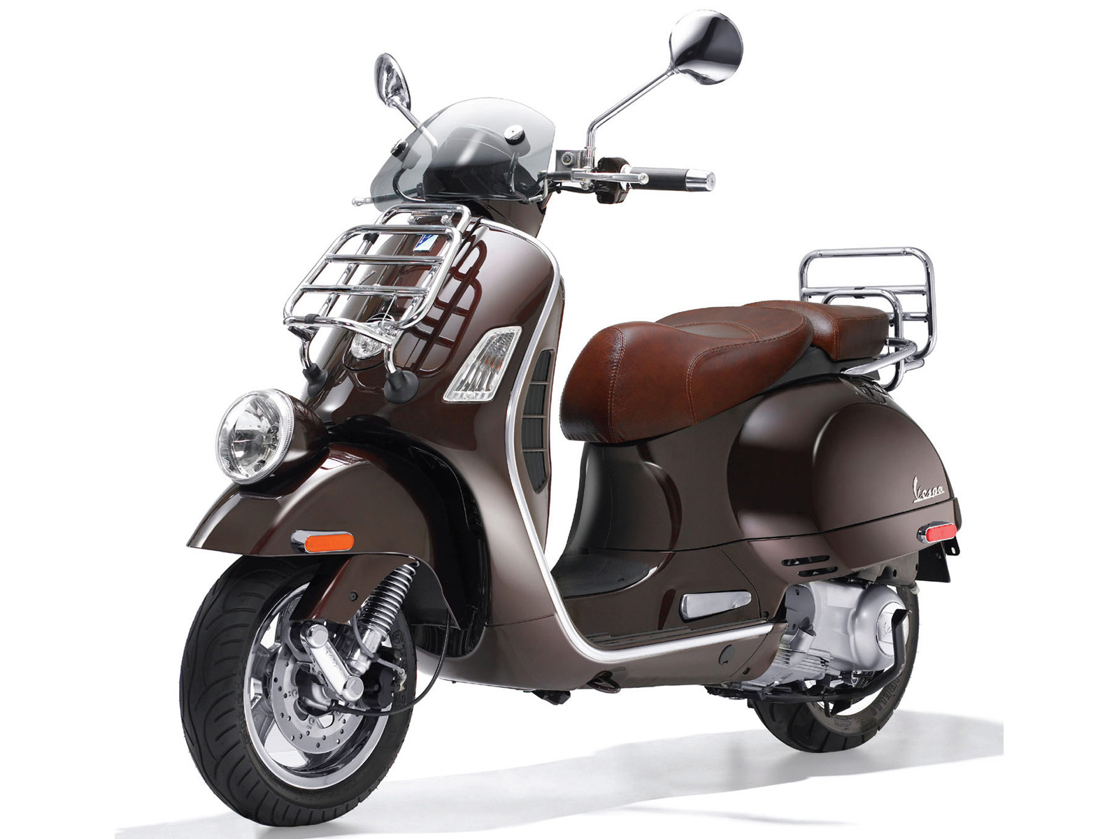 2011 VESPA GTV300 scooter pictures and specifications