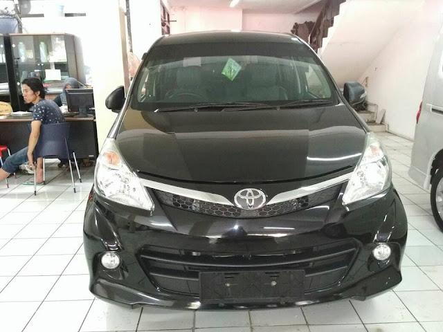 Toyota Avanza Veloz tahun 2012 bekas