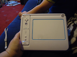 The UDraw Game Tablet for the Wii