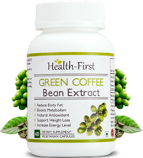 Buy green coffee bean supplements