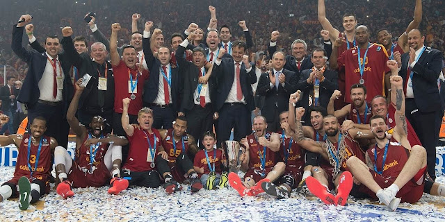 BALONCESTO - Eurocup masculina 2016: Galatasaray consigue su primer título europeo