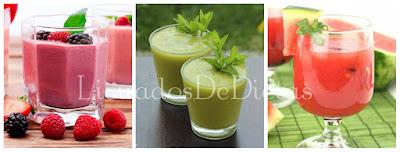 Sin duda este es uno de los mejores batidos de frutas y verduras ya que gracias a su alto contendo en fibra y vitaminas aportan a tu cuerpo defensas para evitar contraer enfermedades.
