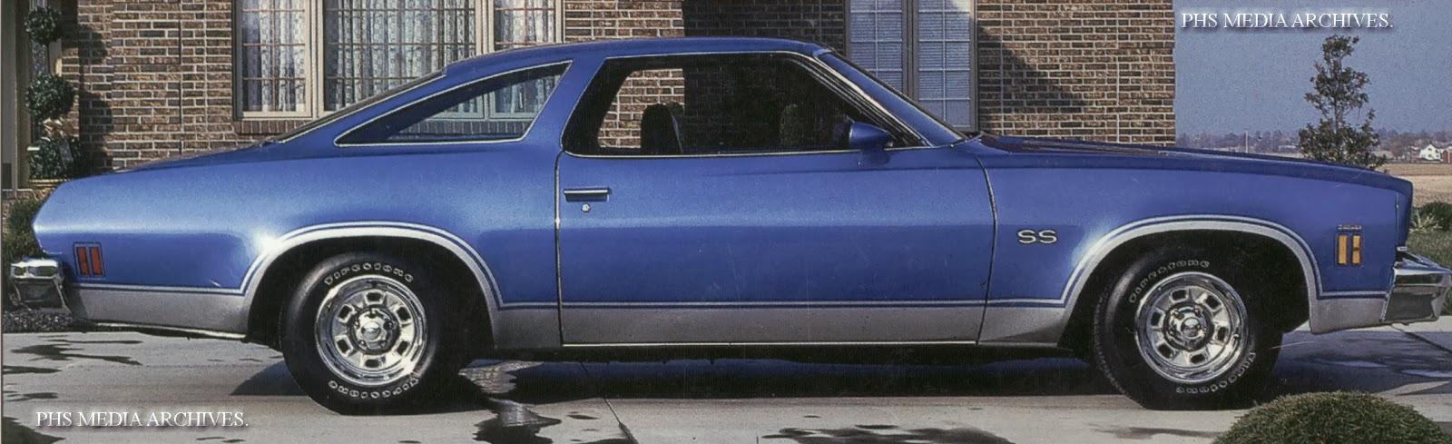 Chevelle Ss 73