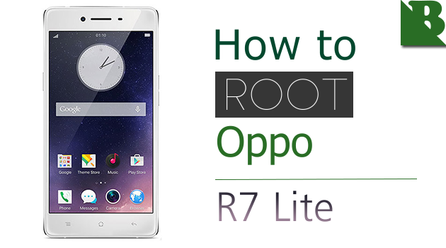 How To Root Oppo R7 Lite And Install TWRP Recovery