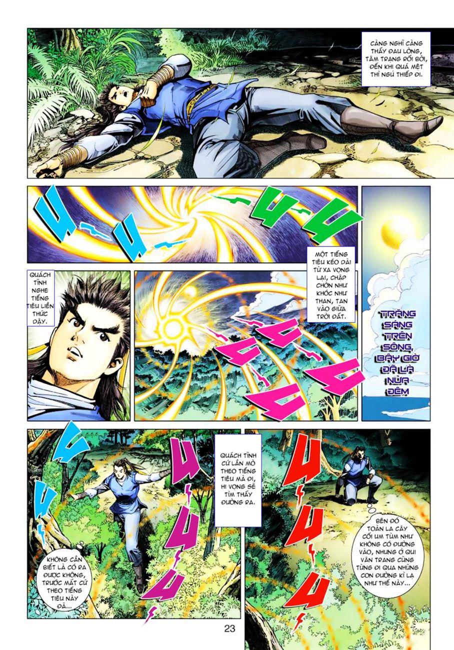 Anh Hùng Xạ Điêu anh hùng xạ đêu chap 39 trang 23