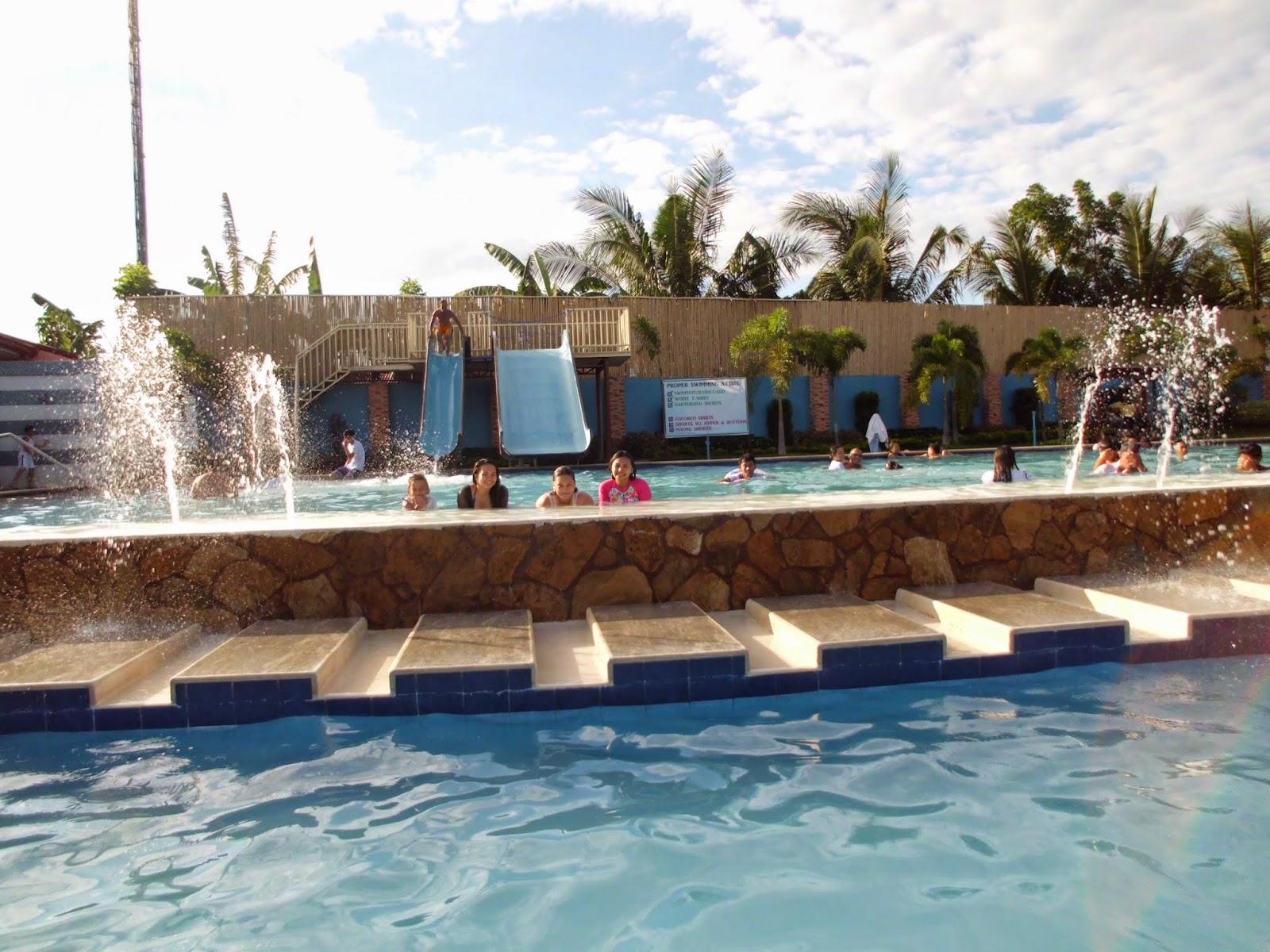 Swimming pool resort in cavite - Beach with swimming pool in cavite ...