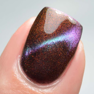 magnetic unicorn pee nail polish