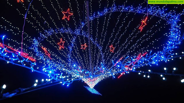 Breña Alta trabaja ya en su exitoso Light Night; el acto que inicia la campaña navideña de La Villa