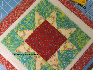 How to make Quilted Hot Pads