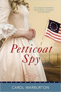 Heidi Reads... Petticoat Spy by Carol Warburton