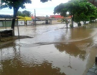 Muitas chuvas na Paraíba e Defesa Civil de JP fica alerta; veja vídeo